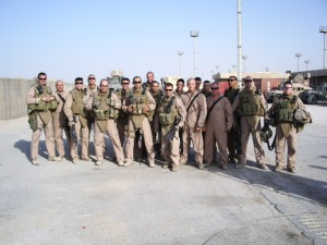 howell in Iraq 2